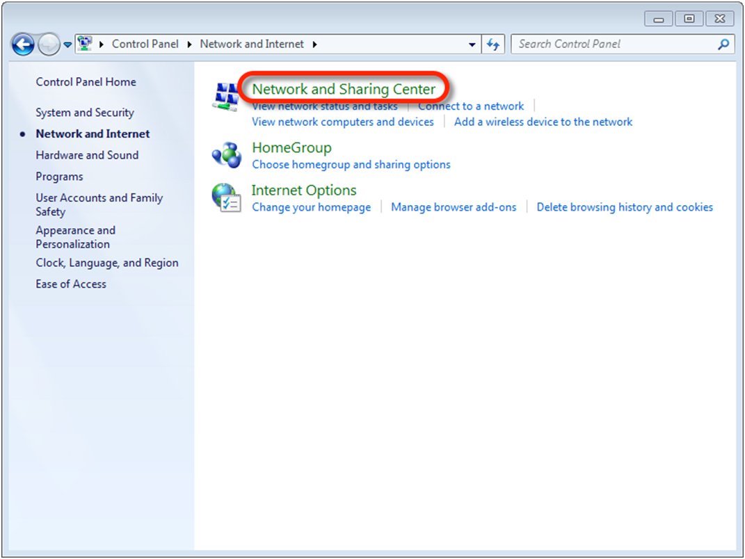 How to set up SSTP VPN on Windows 7