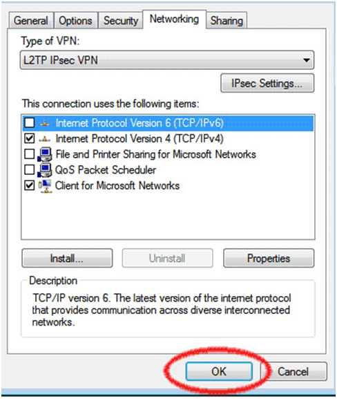 l2tp vpn winvista 12 Windows Vista   L2TP VPN Setup Tutorial : Cheap Anonymous VPN Service with SSTP, PPTP, L2TP and OpenVPN Protocols   BitCoin and AliPay Accepted