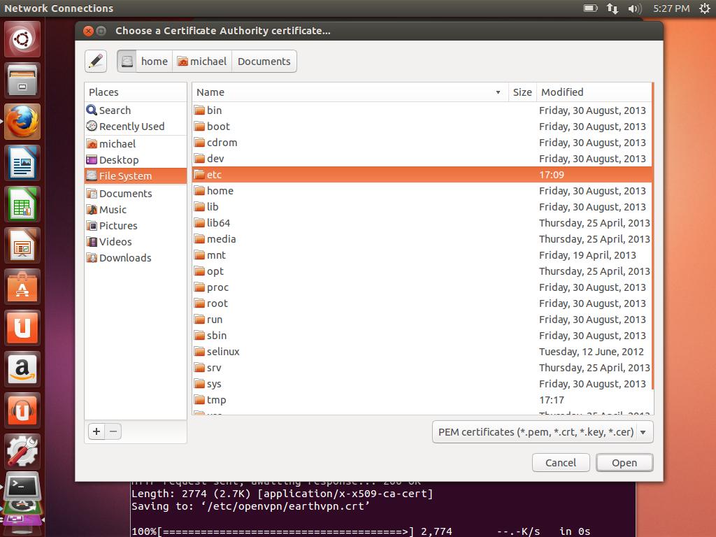How to Configure OpenVPN on Ubuntu Linux - VPN PPTP, SSTP
