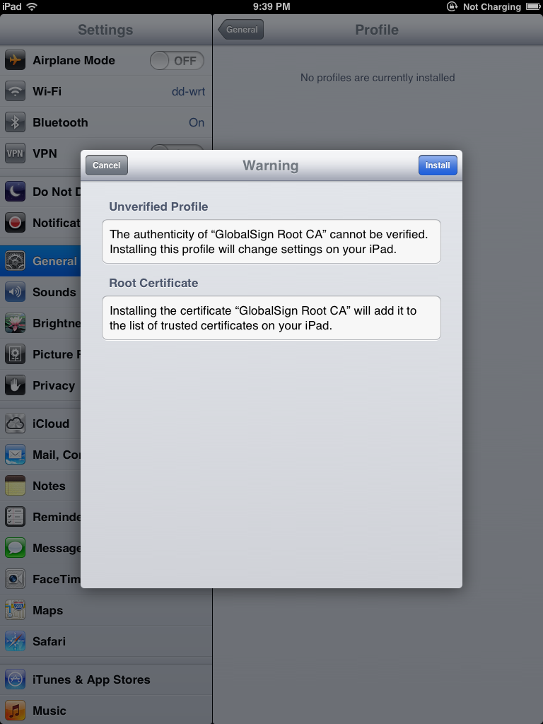 How to Configure OpenVPN on Iphone Ipad IOS - VPN PPTP, SSTP