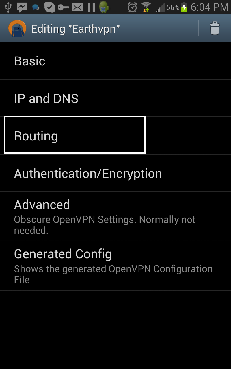 routing How to Configure OpenVPN on Android : Cheap Anonymous VPN Service with SSTP, PPTP, L2TP and OpenVPN Protocols   BitCoin and AliPay Accepted