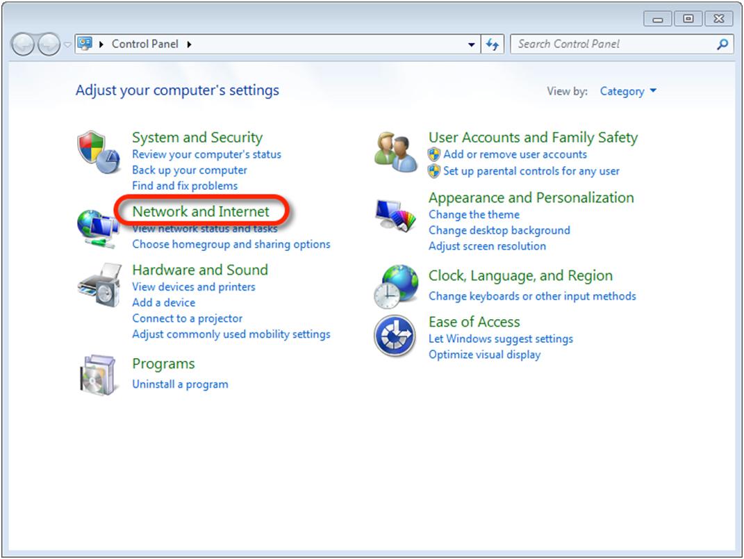 Window 7 - PPTP VPN Setup Tutorial - VPN PPTP, SSTP, L2TP and