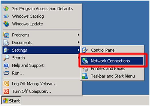 Windows XP - PPTP VPN Setup Tutorial - VPN PPTP, SSTP, L2TP