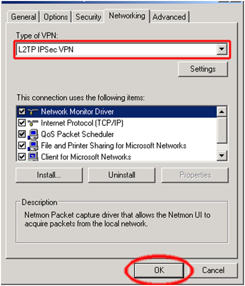letp vpn winxp 13 Windows XP   L2TP VPN Setup Tutorial : Cheap Anonymous VPN Service with SSTP, PPTP, L2TP and OpenVPN Protocols   BitCoin and AliPay Accepted